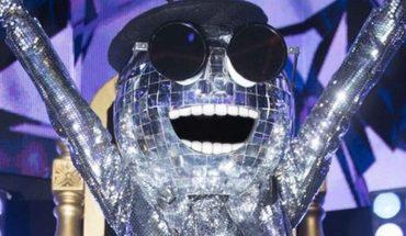 Disco Ball es María León y el primer lugar en ¿Quién es la máscara?