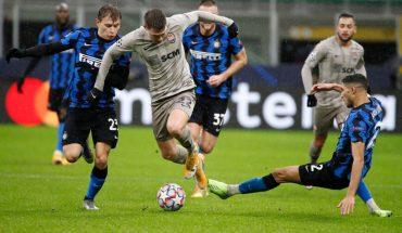 El Inter empató 0-0 con Shakhtar Donetsk: Vidal y Alexis fuera de competiciones europeas
