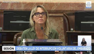 """El emotivo discurso de Gladys González: """"El castigo y la culpa solo traen más dolor y más muerte"""""""
