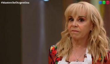 El emotivo regreso de Claudia Villafañe a Masterchef tras la muerte de Maradona