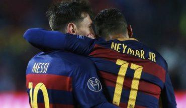 El tuit de Neymar a Messi que ilusionó a los fans con volver a verlos juntos