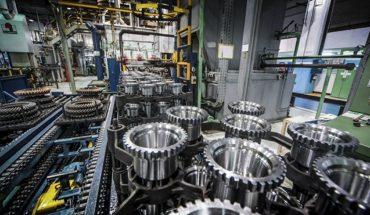 El uso de la capacidad instalada de la industria se mantuvo por encima del 60% en octubre