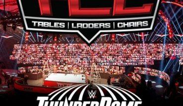 Enfrentamientos destacados de la cartelera TLC de WWE