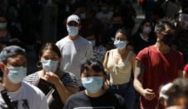 """Espacio Público alerta que casos de covid-19 en la RM """"casi se han duplicado en las últimas seis semanas"""""""