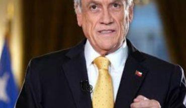 Exhorta Sebastián Piñera a vacunarse contra el covid-19 en Chile