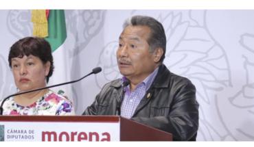 Fallece Delfino López, fue diputado federal por Morena