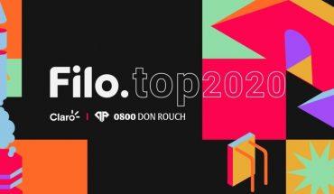 Filo.top 2020: ¡Conocé a lxs ganadorxs de cada categoría!