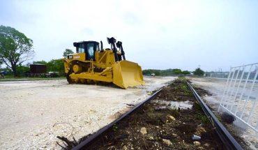 Fonatur presume autorización ambiental para tramos del Tren Maya