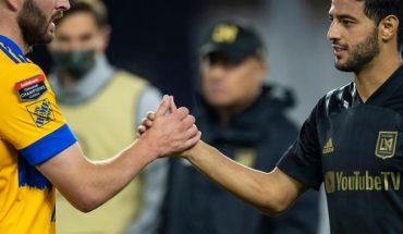 Gignac y Vela, los líderes del once ideal de la Concacaf