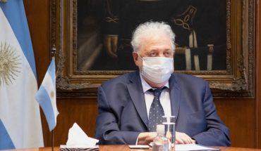 Ginés González García fue nombrado presidente de ministros de Salud del Mercosur