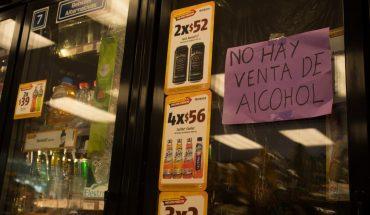 Gobierno CDMX suspenderá venta de alcohol en 8 alcaldías en diciembre
