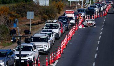 """Gobierno y balance en carreteras: """"Afortunadamente tenemos un tráfico menor al que teníamos presupuestado"""""""