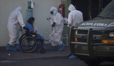 Guanajuato regresará a semáforo rojo ante alza de hospitalizaciones por COVID