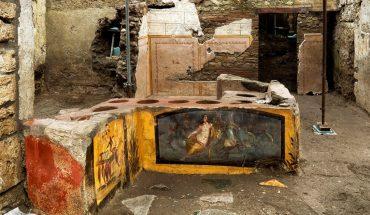 """Hallan en las ruinas de Pompeya la versión romana de un local """"fast food"""""""