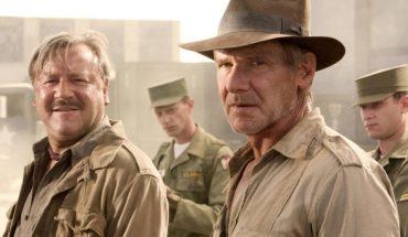 Harrison Ford regresa al cine con la quinta película de Indiana Jones