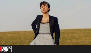 Harry Styles responde a quienes lo critican por usar vestidos — Rock&Pop