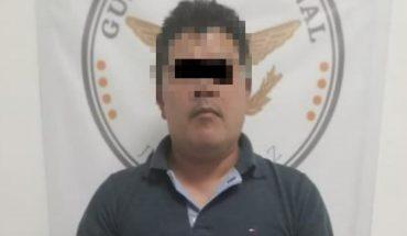 """Hombre es detenido con posesión de arma en el """"Aeropuerto de Morelia"""", trataba de viajar a Dallas"""