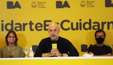 """Horacio Rodríguez Larreta habló sobre la quita de fondos a CABA: """"La intencionalidad es política"""""""