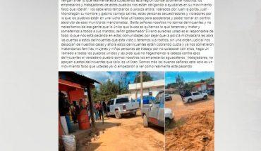 Inseguridad y amenazas constantes en comunidades de Michoacán, pobladores urgen ayuda