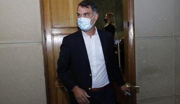 Javier Macaya fue electo como el nuevo presidente de la UDI