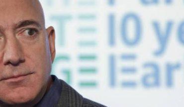 Jeff Bezos multimillonario que no quiere que termine el 2020