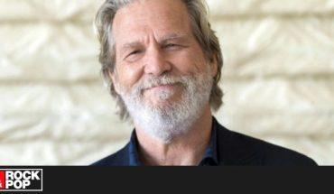 Jeff Bridges comparte actualización de su salud — Rock&Pop