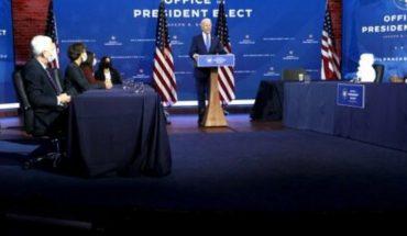 Joe Biden nombra a su equipo de respuesta contra Covid-19