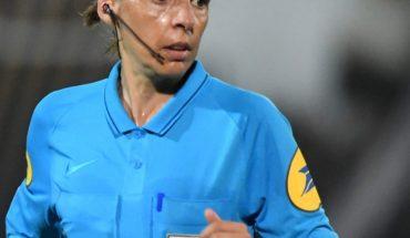 La Champions tendrá a Stéphanie Frappart como árbitro central