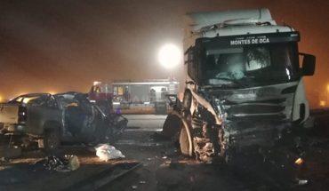 La pandemia redujo a más de la mitad las muertes por accidentes de tránsito en el país