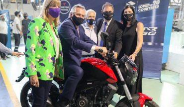Las motos Kawasaki se fabricarán en Venado Tuerto