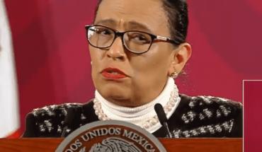 Las prioridades de Rosa Icela Rodríguez frente a la SSPC