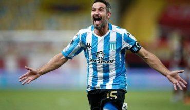 """Lisandro López: """"Racing puede ganar la Copa Libertadores"""""""