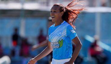 Mara Gómez hizo historia en el fútbol femenino argentino: es la primera jugadora trans en jugar en Primera División