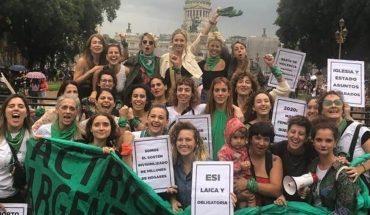 Más de 1.500 figuras de la cultura firmaron una solicitada a favor del aborto legal