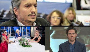 Máximo Kirchner sobre el gabinete; Temor en Reino Unido; La vuelta de Mirtha Legrand; Se voló un techo de una casa y mucho más...