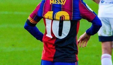 Messi deberá pagar 600 euros por homenajear a Maradona