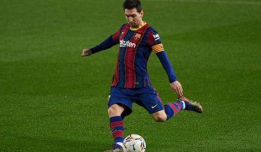 Messi volvió a salvar al Barcelona que se encuentra en medio de su peor momento en años