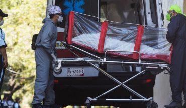 México acumula 115 mil 99 muertes por COVID-19