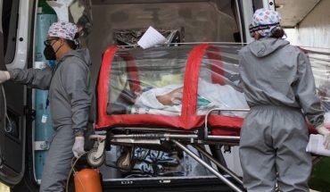 México cierra el año con 125 mil 807 muertes por COVID