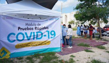 México rompe récord de contagios; está en lugar 17 de mortalidad mundial