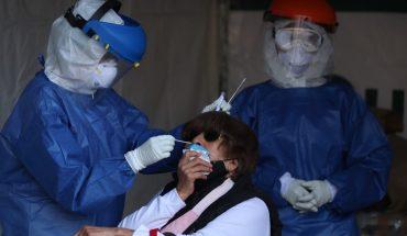 México suma 825 muertes por COVID y supera las 106 mil fallecimientos