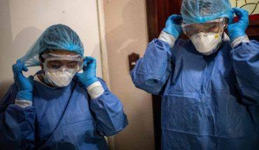 Michoacán parte de Operación Chapultepec, médicos se van CDMX para atender COVID-19