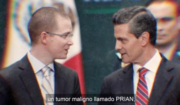 Morena difunde spot en el que critica al 'PRIAN'