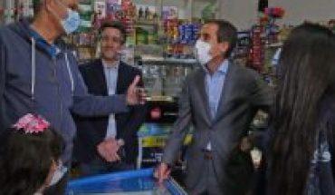 Municipio y app acuerdan colaboración para apoyar a almaceneros