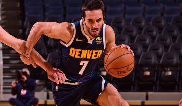 NBA: las mejores jugadas de Campazzo, que hizo su debut en Denver