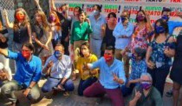 """Nace """"Nuevo Trato"""", plataforma política integrada por importantes referentes de la centroizquierda"""