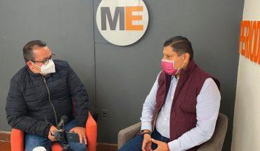 No buscaré la reelección, si la Presidencia de Uruapan: Ignacio Campos