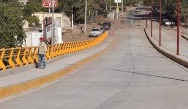 Obras en puente elevado en río Sinaloa será entregado en enero