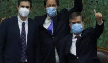 Oposición de nuevo no logra los votos: Cámara de Diputados rechaza censura contra la mesa del RN Diego Paulsen