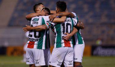 Palestino derrotó a Audax Italiano y se acerca a zona de Copa Sudamericana